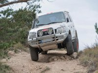 Ride in 4x4