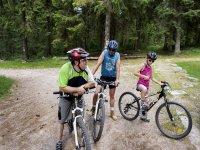 准备去山地自行车山地