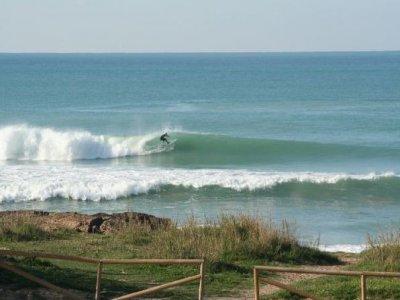 A Frame Surfcamp El Palmar