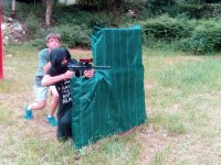Paintball for children