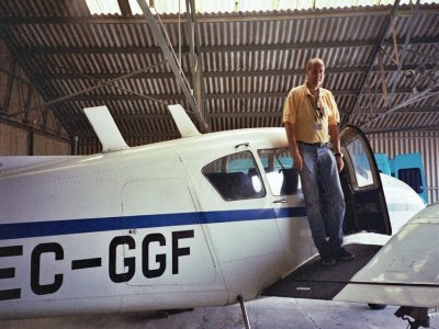 Tornasol Aventura Vuelo en Avioneta