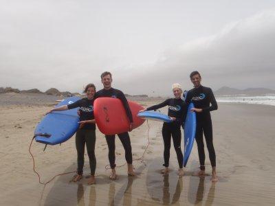 Epic Lanzarote Campamentos de Surf