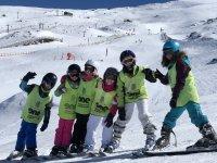 Campamentos Ski S.Nevada