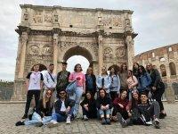 Viaje fin estudio Europa