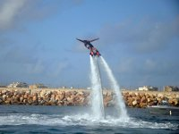 Flyboard flight forward