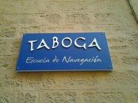 Taboga escuela de navegacion