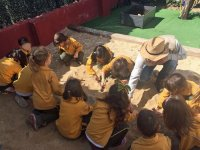 Excavation with children