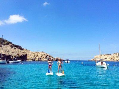 SUP Yoga Ibiza