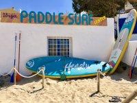 El paraíso del paddle surf