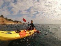 Kayak by S Agaro