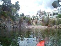 Pueblos de Girona desde el kayak
