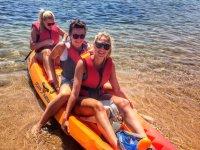 我们的国际客户皮艇皮划艇