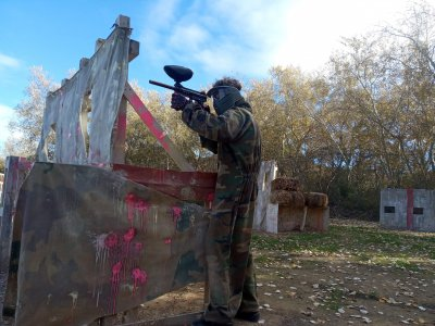 Ribera activa Paintball