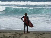 A la ola