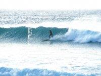 Cazando olas
