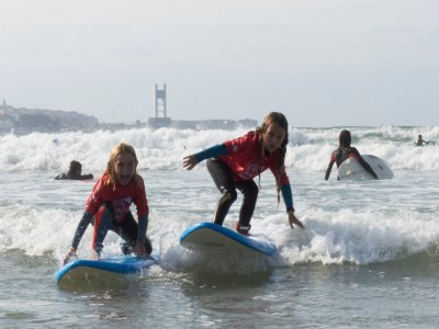 2 days surfing course at Playa de Patos