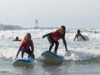 在Playa de Patos冲浪课程2天