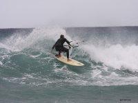 Sulla cresta de la ola