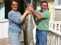 A ver si pescas uno más grande