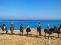 Excursion a la orilla del mediterraneo