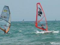 Windsurf para todos los tamaños