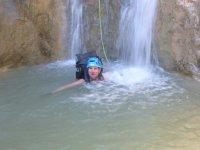 Canyon d'acqua