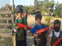 Paintball especial menores