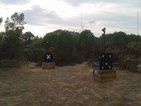防护设备赛场