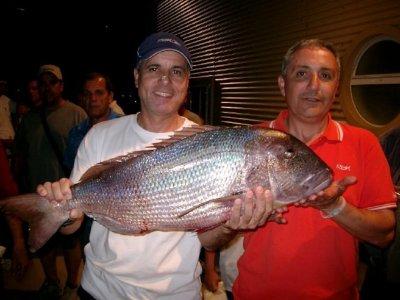 Club Náutico Santa Pola Pesca