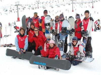 Querkus Snowboard