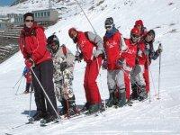 actividades de esqui