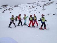 aprende a esquiar con querkus
