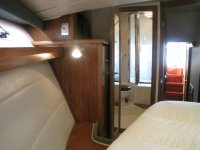 Cabin for several seats