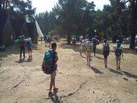 Excursiones con los participantes