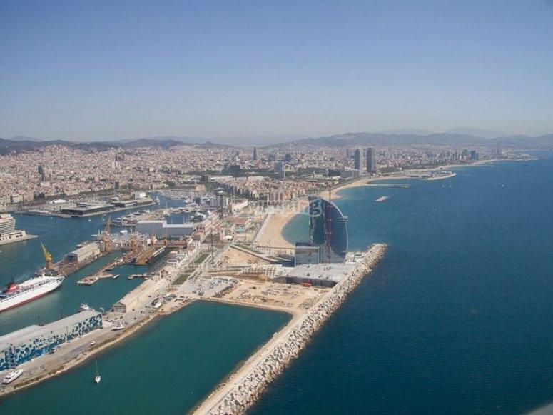 巴塞罗那港口