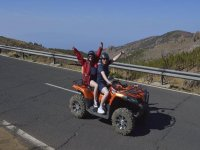 Two-seater quad in Tenerife