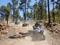Tour en quad por caminos de tierra