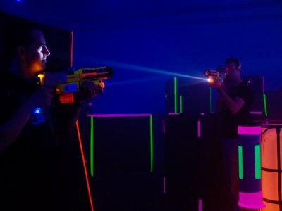 Divertari@s Laser Tag