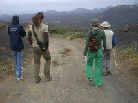 兰萨罗特徒步旅行