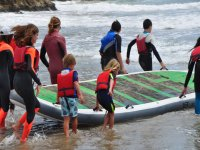Big SUP en familia