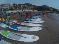 Materiales para realizar paddle surf
