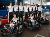 El equipo de Indoor Karting Cordoba