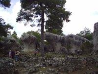 Majadas en Cuenca