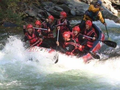Rafting Llavorsí Despedidas de Soltero