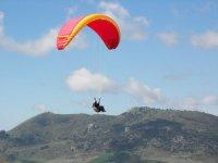 在空中Lijar徽标南方情感