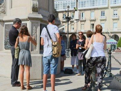 Visitas Guiadas A Coruña