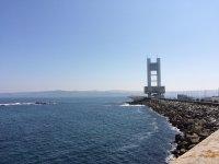 Torre de Control Maritimo en Coruna