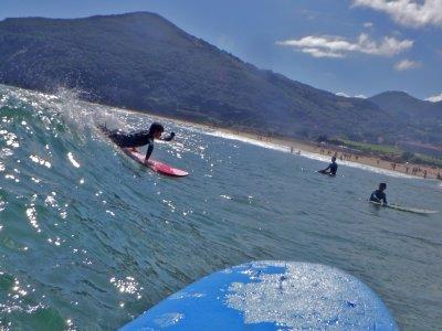 Albergue S. M. Aras Campamentos de Surf