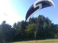 Curso de vuelo en parapente
