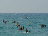 Navegar en kayak en la Costa Dorada